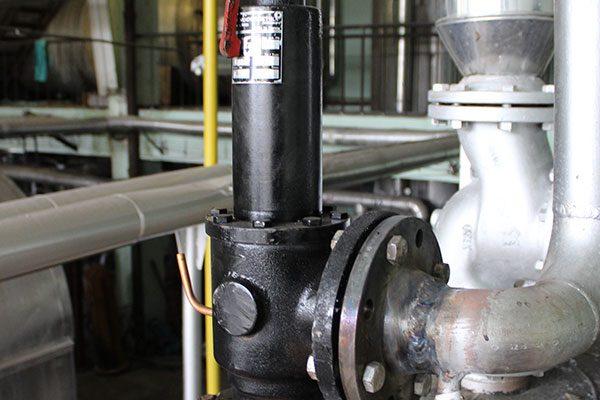 Набавка и монтажа на сигурносни вентили со пружина